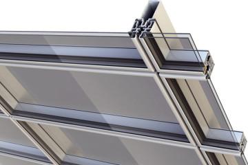 M3 - Polustrukturalna fasada