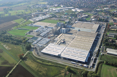 Veka - fabrika - glavni pogon
