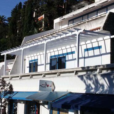 aluminijumska pergola Herceg Novi