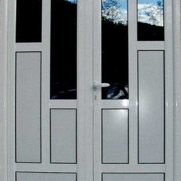 isprečkana ulazna vrata