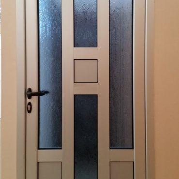 silver ulazna vrata